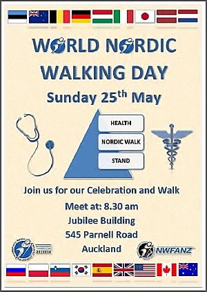World Nordic Walking Day 2014 - resized