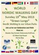 World Nordic Walking Day 2013